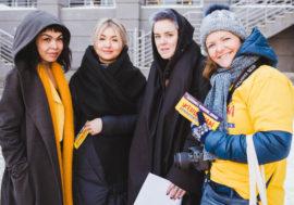 «Выполнить обещание, данное женщинам». В России прошла акция по тестированию на ВИЧ