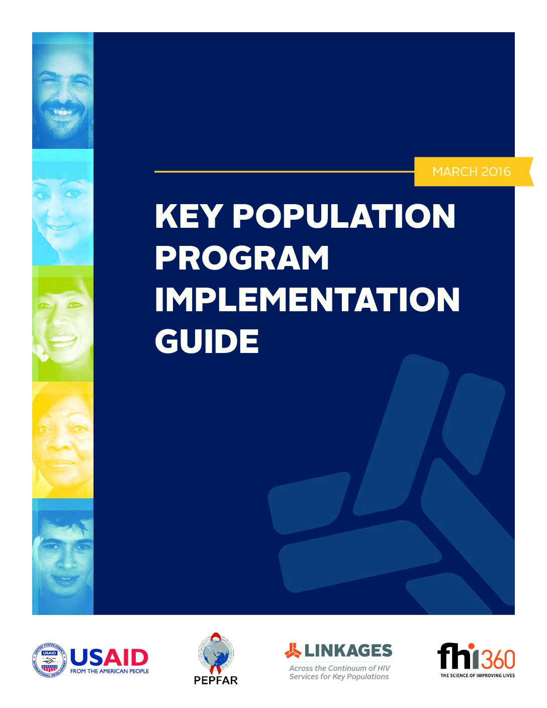 FHI key population program implementation guide 2016.