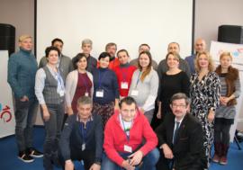 В Киеве состоялась встреча партнёров ВЦО ЛЖВ