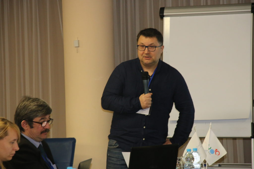 Андрей Косинов. Фото: ecuo.org