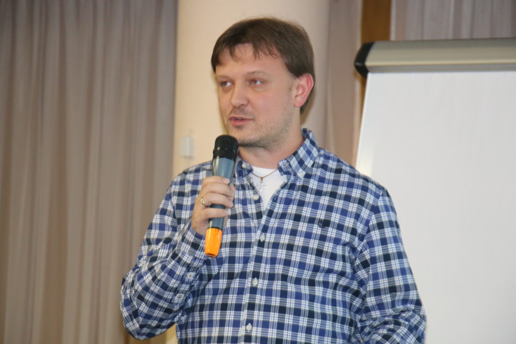 Иван Варенцов. Фото: ecuo.org