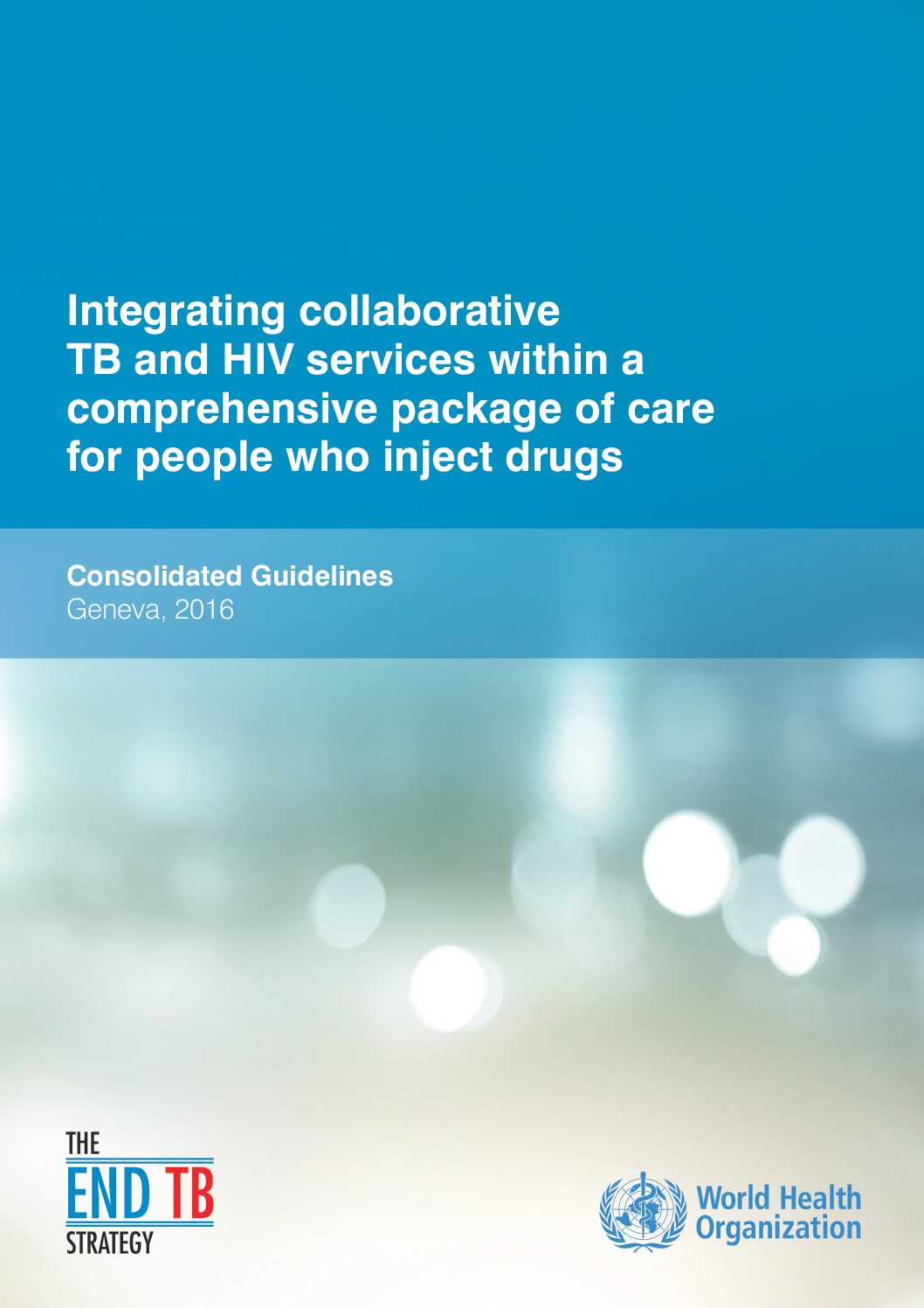 Integrating collaborative TB and HIV services within a comprehensive package of care for people who inject drugs.