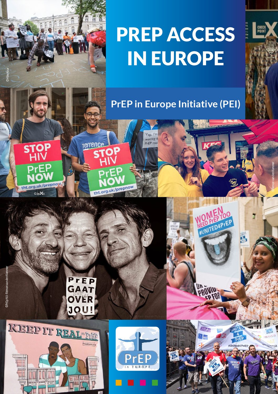 PrEP Access in Europe 2017. PrEP in Europe Initiative (PEI)