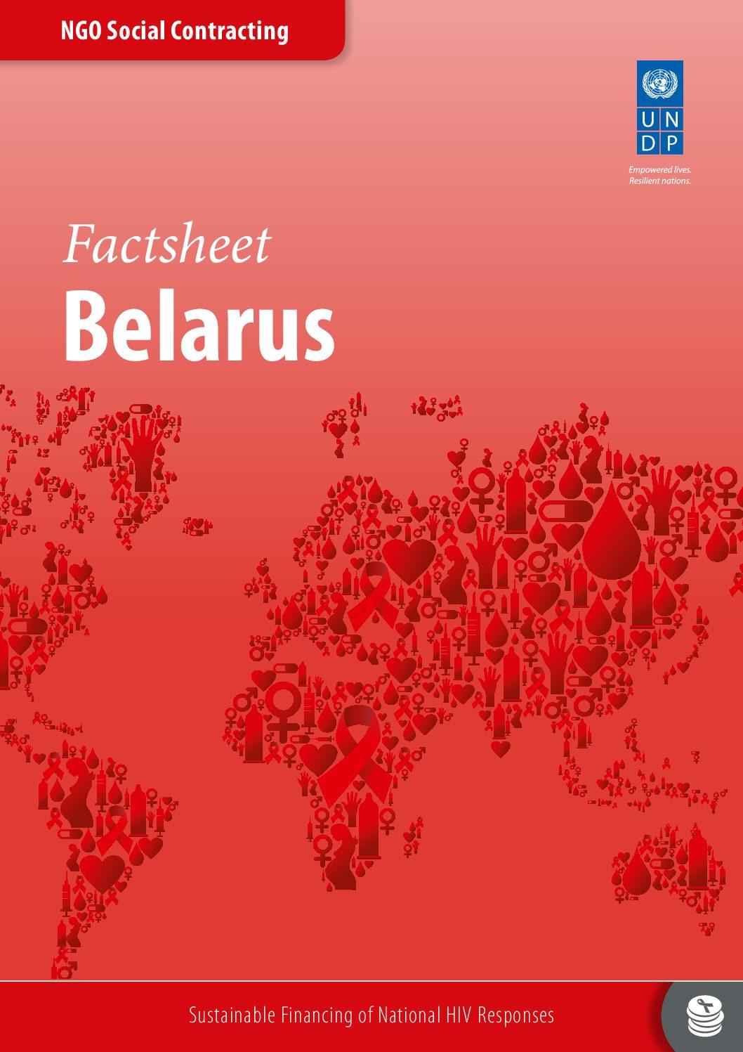 UNDP NGO factsheet Belarus.