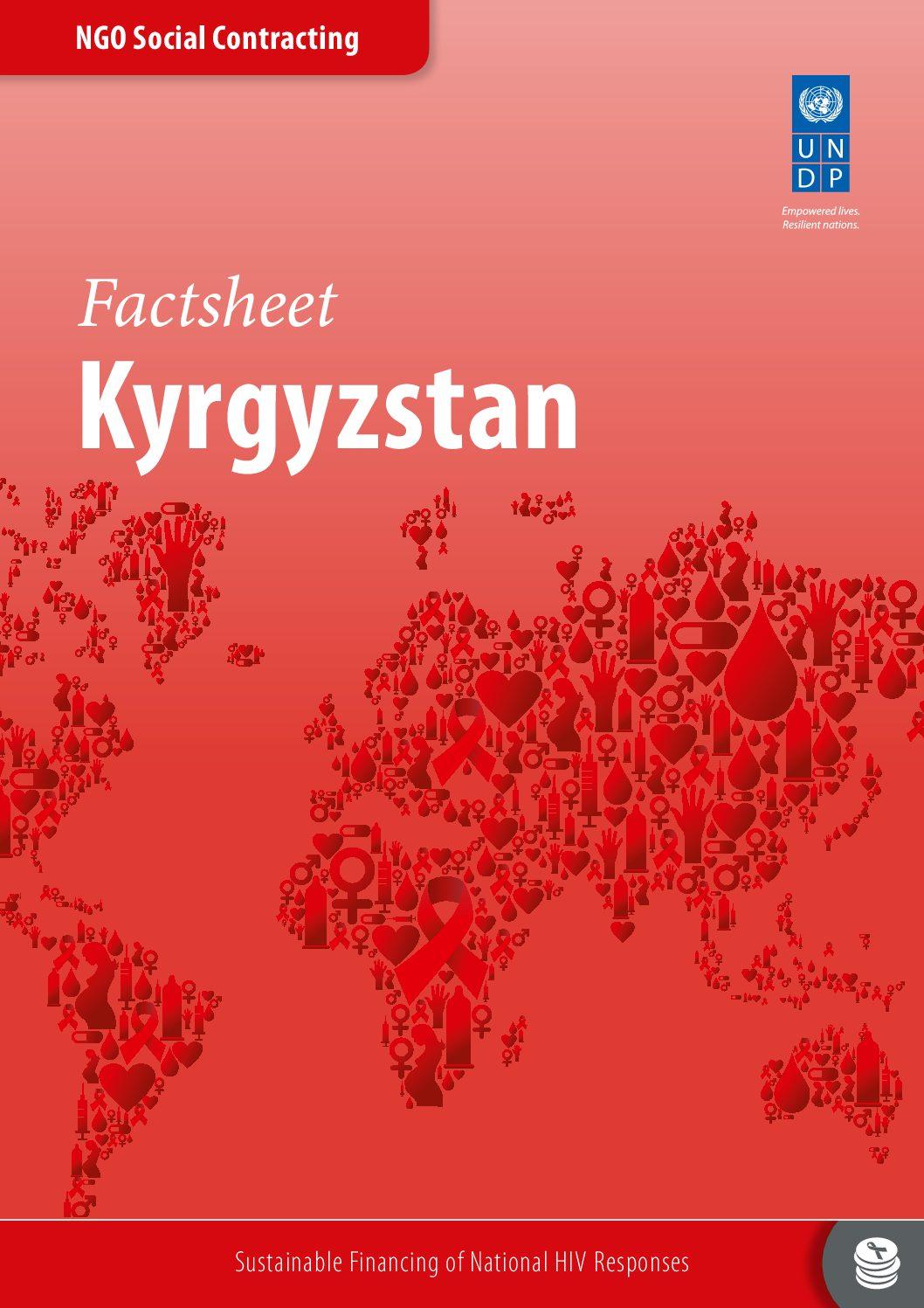 UNDP NGO factsheet Kyrgyzstan.