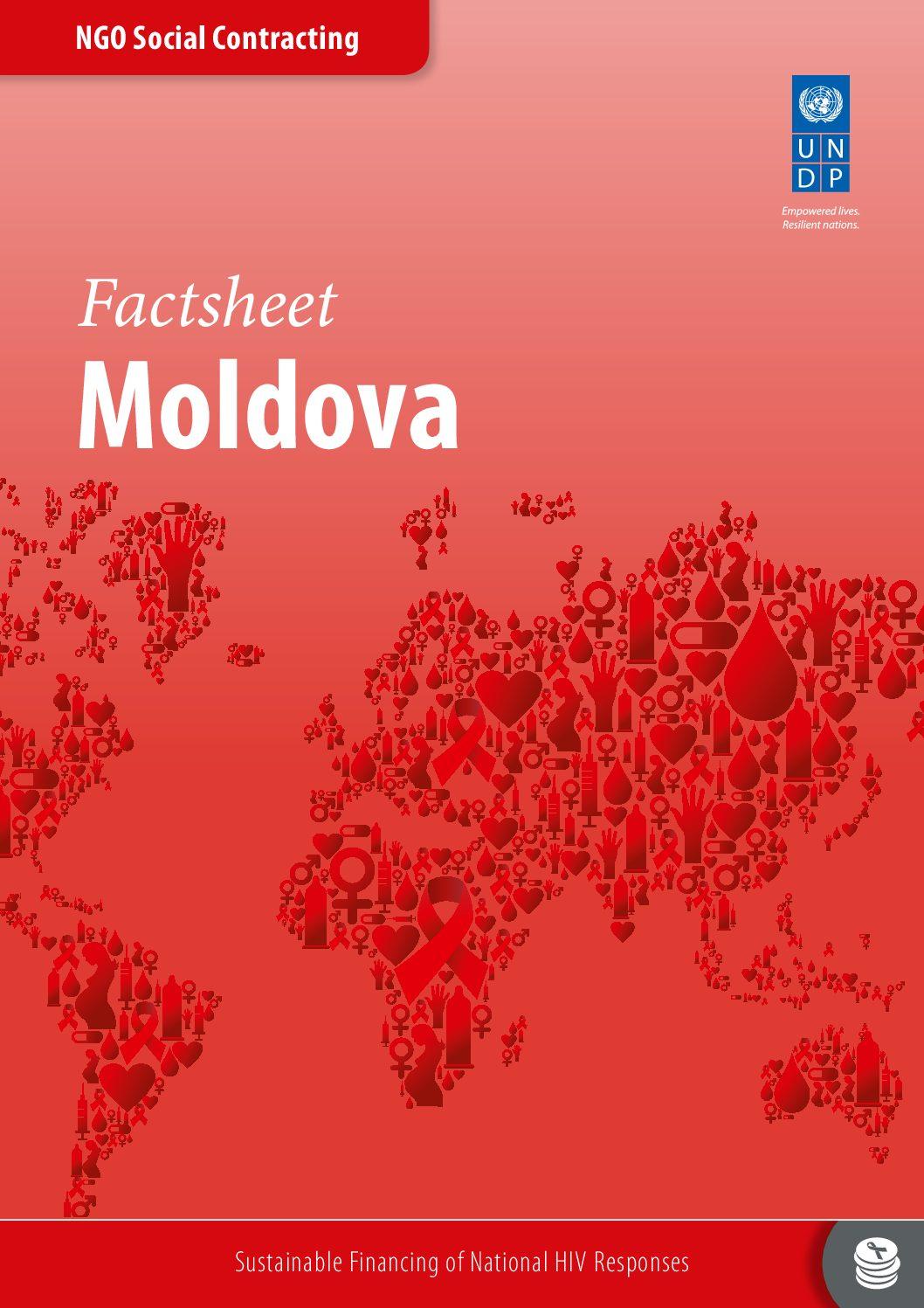 UNDP NGO factsheet Moldova.