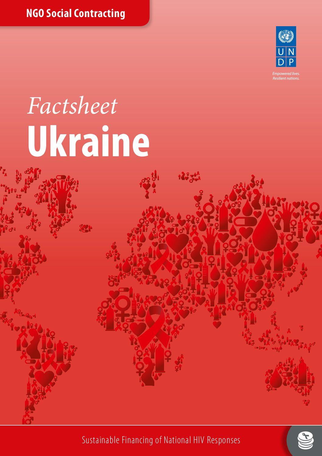UNDP NGO factsheet Ukraine.