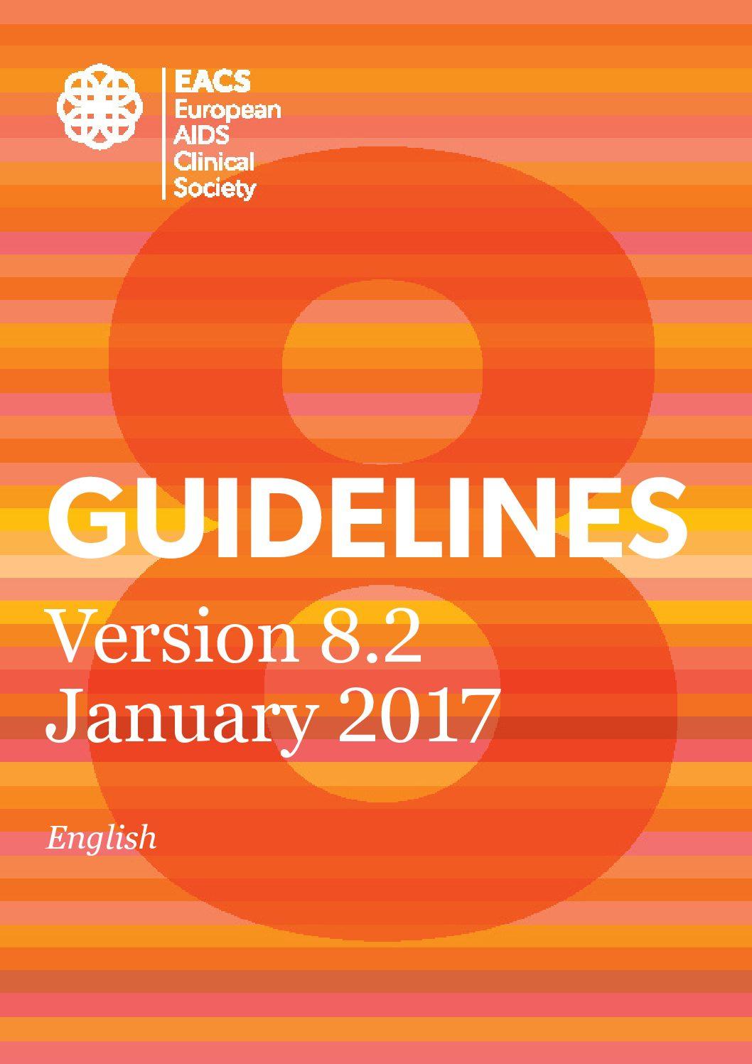 EACS guidelines 8.2 January 2017