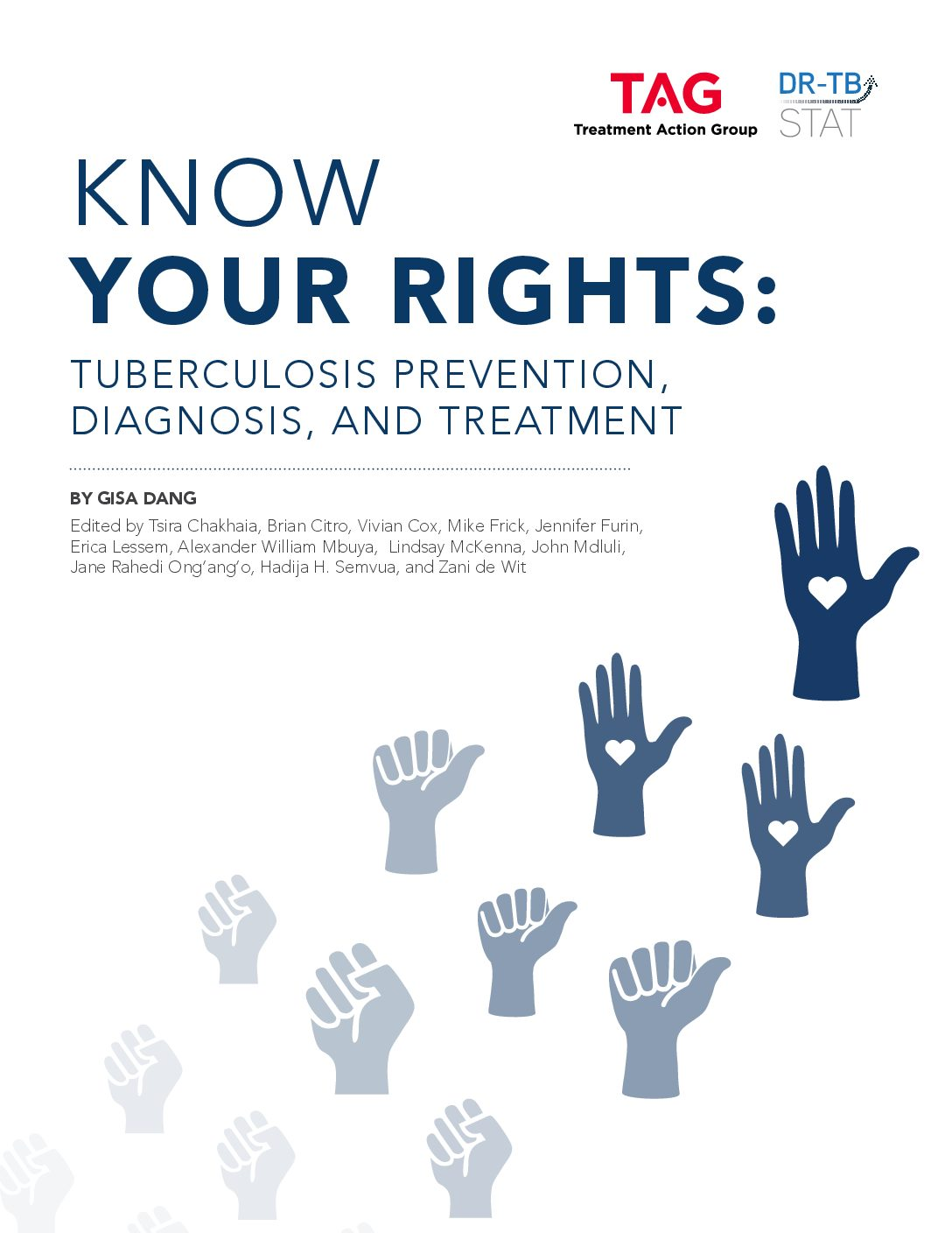 Know Your Rights: Tuberculosis Prevention, Diagnosis, and Treatment Guide