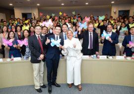 UNAIDS Ambassadors speak out to stop discrimination