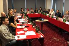 Эффективные правозащитные стратегии в бюджетной адвокации изучают в Ереване