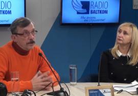 Инга Ажиня и Андрис Вейкениекс рассказали о ситуации с ВИЧ в Латвии (видео)