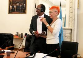 Исполнительный директор ЮНЭЙДС встретился с активистами гражданского общества стран ВЕЦА