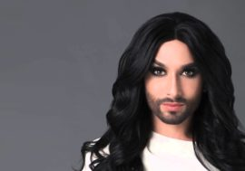 Победительница Eurovision-2014 Кончита Вурст объявила о своем позитивном ВИЧ-статусе