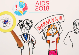 Как зарегистрироваться на AIDS 2018. Видеоинструкция для делегатов