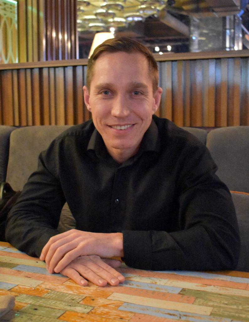 Mikhail Golichenko