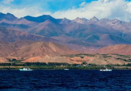 The international camp for HIV-positive children will be held on Issyk-Kul lake