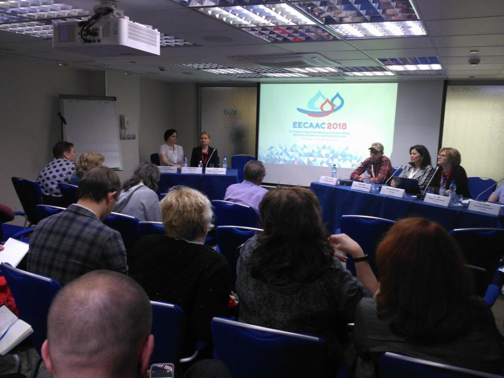 Сессия по экспресс-тестированию. Фото: Наталья Сидоренко