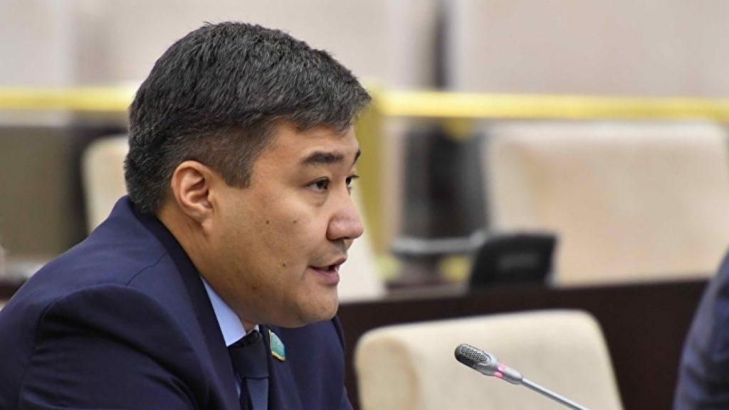 Министр по делам религий и гражданского общества РК Дархан Калетаев