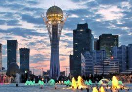 Флешмоб в поддержку ПЗТ в Казахстане