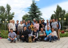 В Кыргызстане проходит семинар для лидеров сообществ