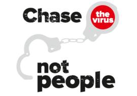 """""""Chase the Virus not People!"""". Campaign of the EECA region on AIDS 2018"""