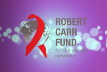 The Robert Carr Fund announce an open Request For Proposals for 2019-2021