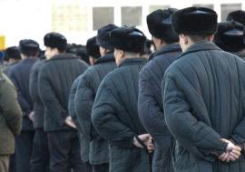 Среди заключенных Кыргызстана выявили 323 ЛЖВ