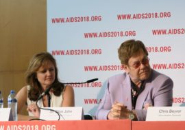 AFEW International и AIDSfonds получили грант от Фонда Элтона Джона