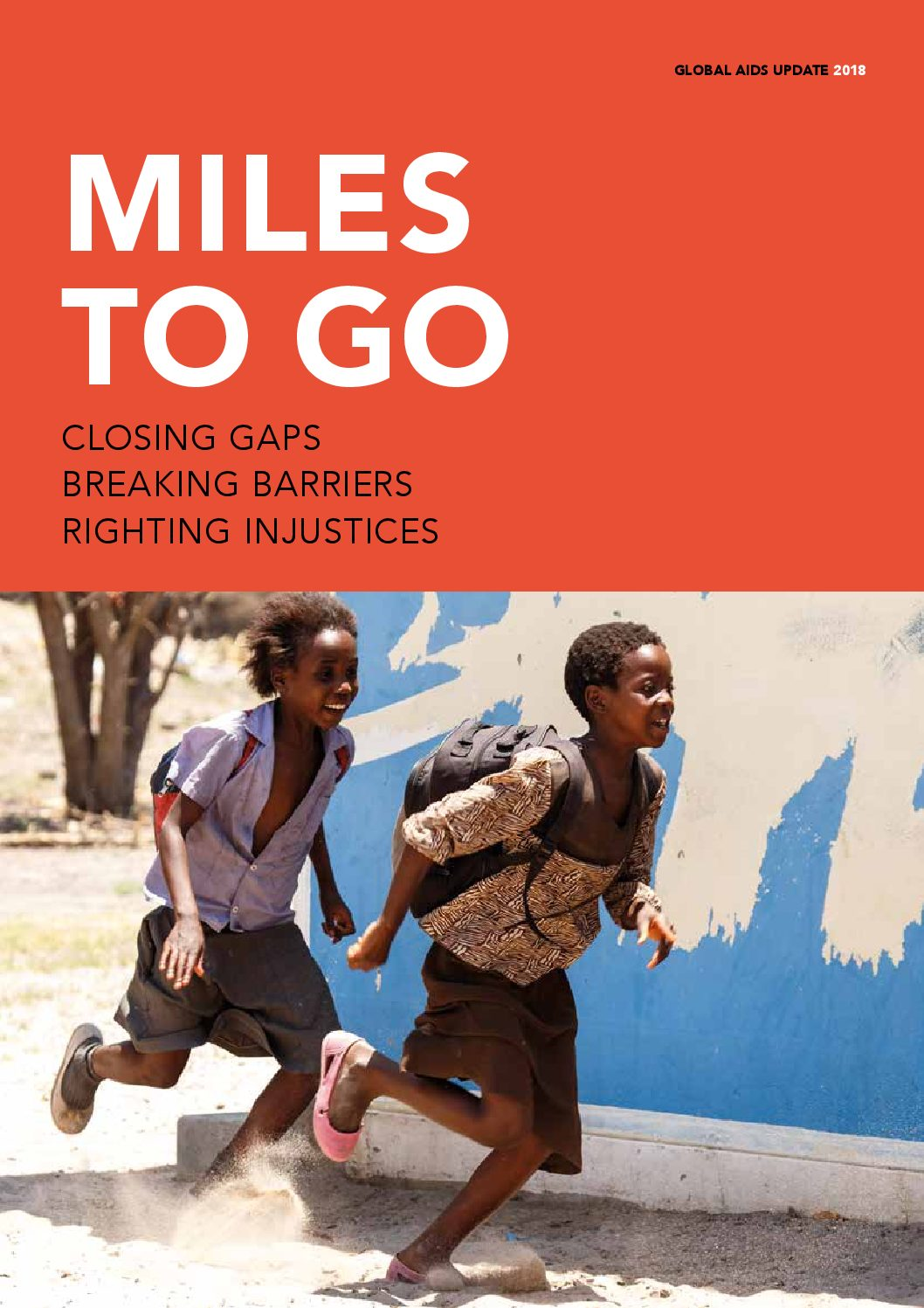 Miles to go. Сlosing gaps, breaking barriers, righting injustices