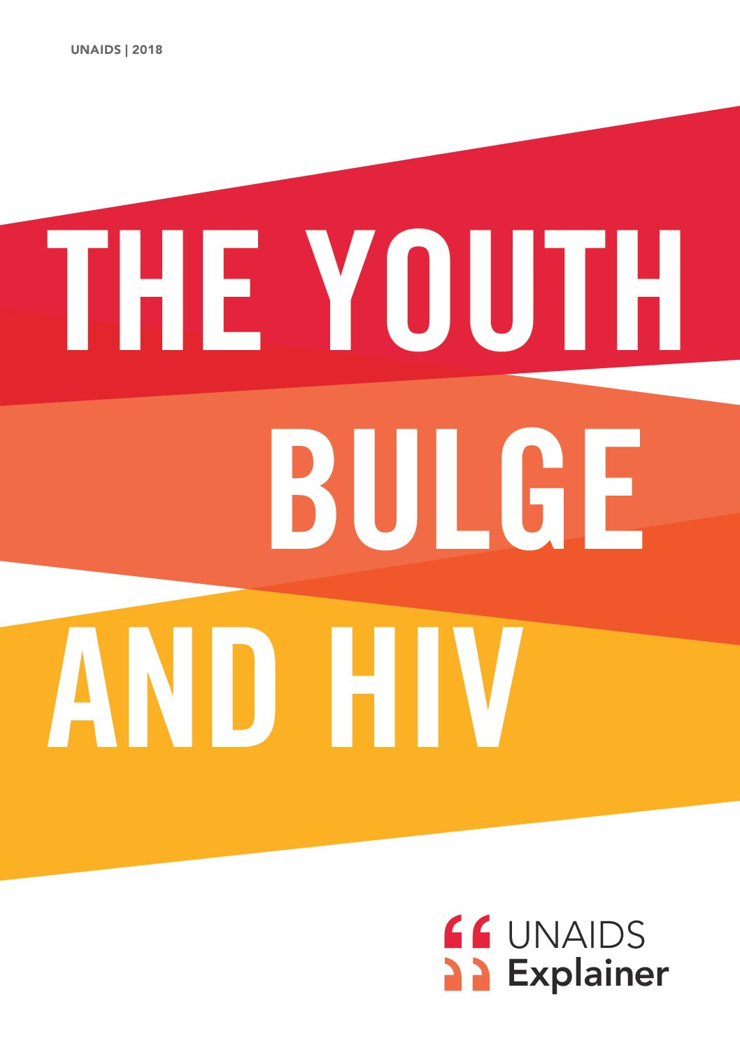The youth bulge and HIV
