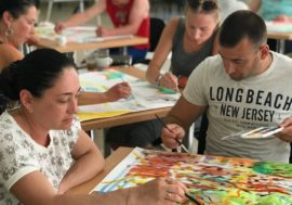 Эстонский консорциум НПО провёл школу для ВИЧ-активистов