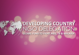 Call for Membership to the Developing Country NGO Delegation to the Board of The Global Fund
