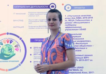 "Тахмина Хайдарова: ""Здоровье для себя, а не для патента"""