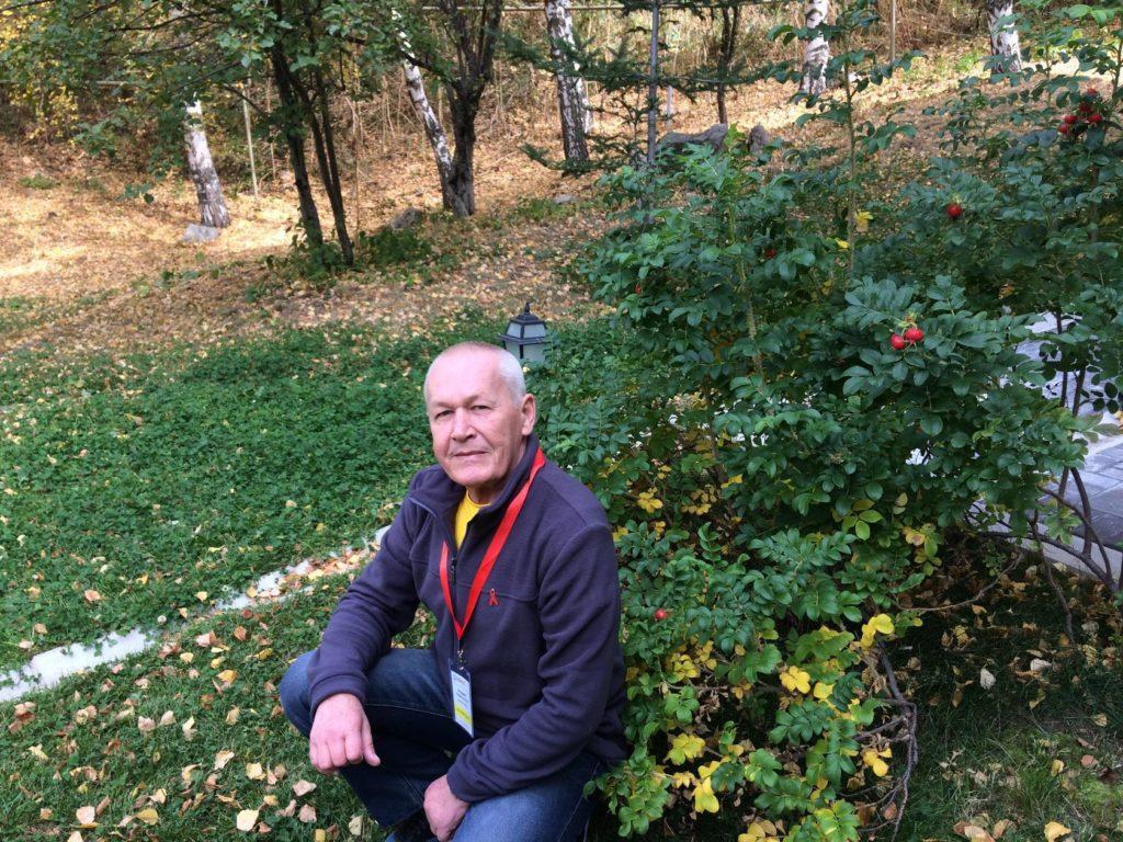 Андрей Чернышов, руководитель общественного объединения «Куат».