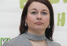 "Tatiana Bashkatova: ""I live with an open face of the person who had overcome TB"""