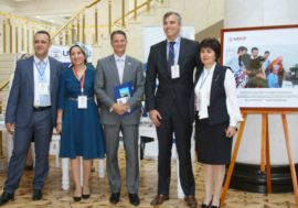 USAID and Ministry of Health Hold Third International Conference on Integrated TB Control in Central Asia