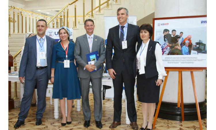 Третья международная конференция по интегрированному контролю туберкулёза в Центральной Азии USAID and Ministry of Health Hold Third International Conference on Integrated TB Control in Central Asia