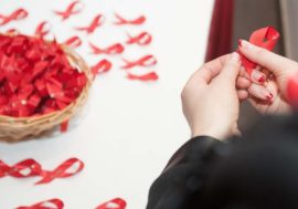 Эстония отмечает Всемирный День борьбы со СПИДом