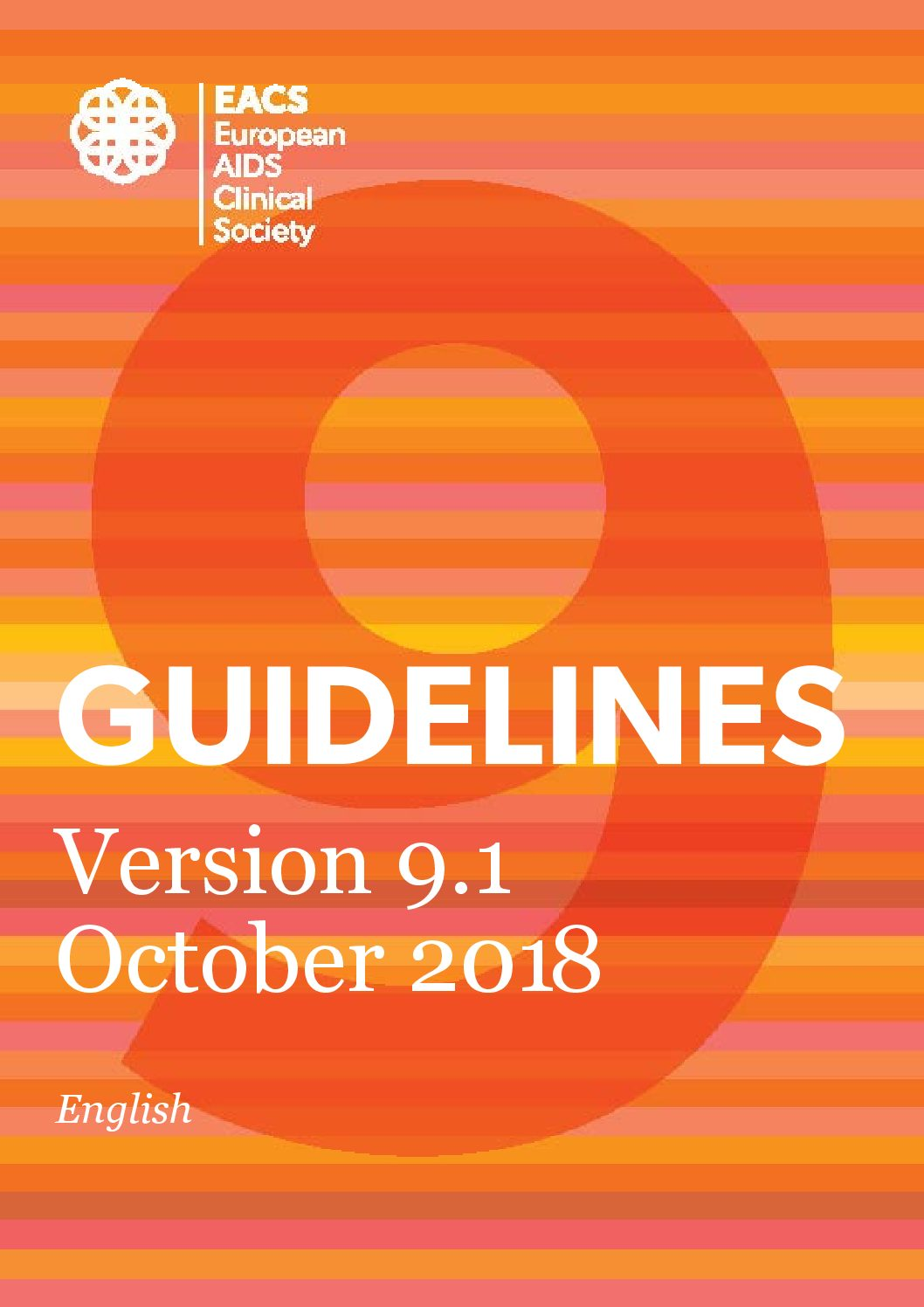 EACS Guidelines. Version 9.1. October 2018