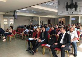 В Ереване проходит национальная конференция о проблемах ЛЖВ и ключевых групп. Прямая трансляция