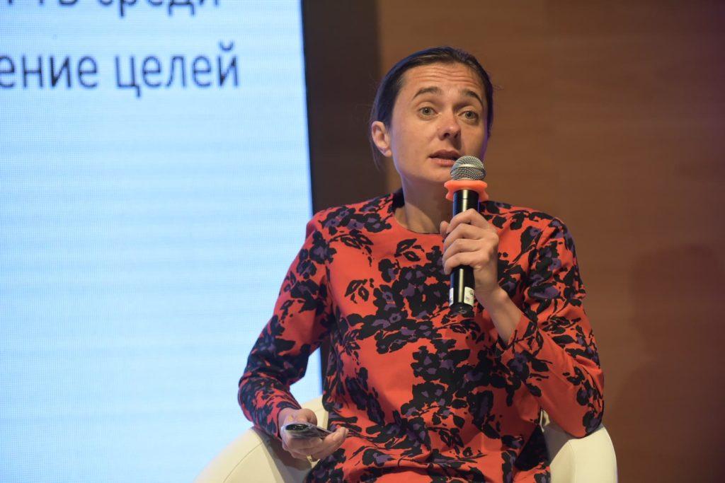 Татьяна Дешко, Альянс общественного здоровья, Украина, на форуме #Партнерство
