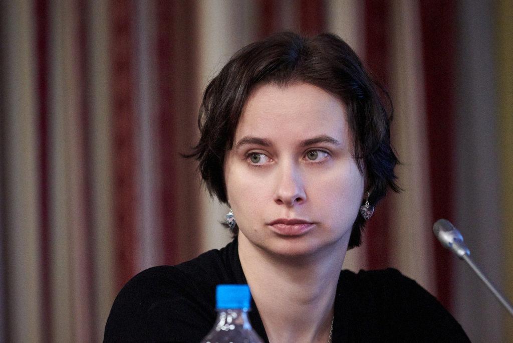 Юлия Годунова. Фото: evanetwork.ru