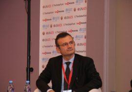 Думитру Латичевски о возможностях Глобального фонда в регионе ВЕЦА