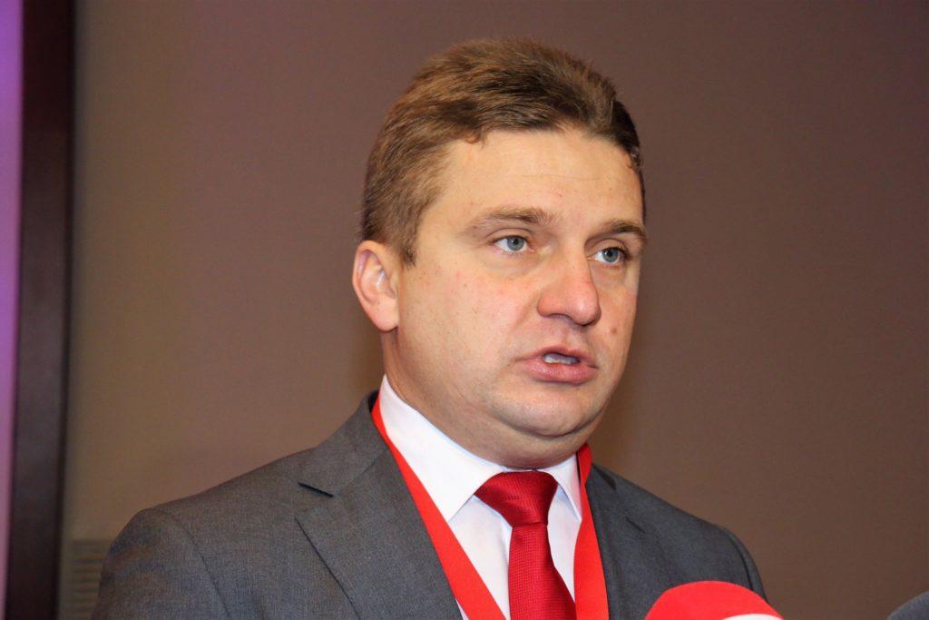 Председатель Минского Горисполкома Андрей Шорец. Фото: Инна Гаврилова