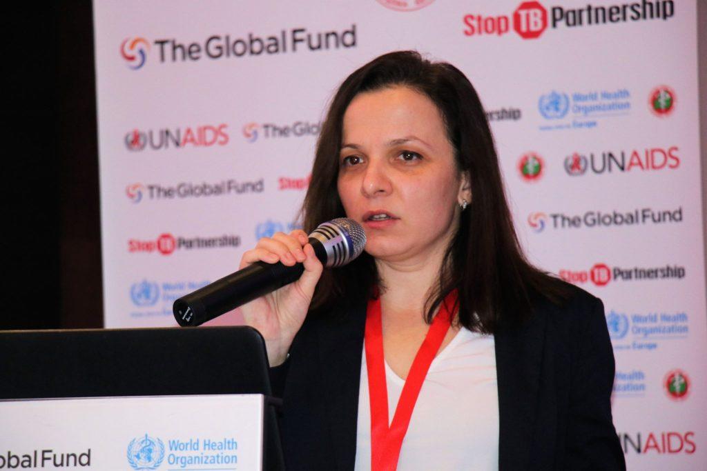 Елена Вовк. Фото: Инна Гаврилова
