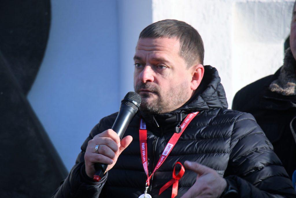 Дмитрий Шерембей. Фото: Инна Гаврилова