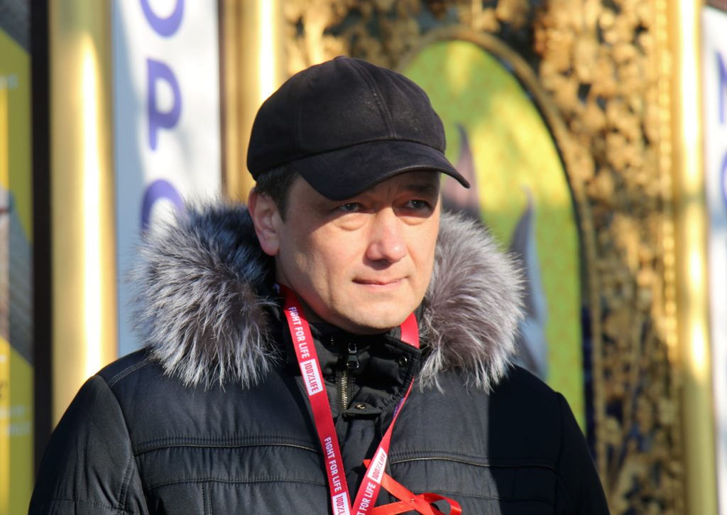 Роман Гайлевич. Фото: Инна Гаврилова