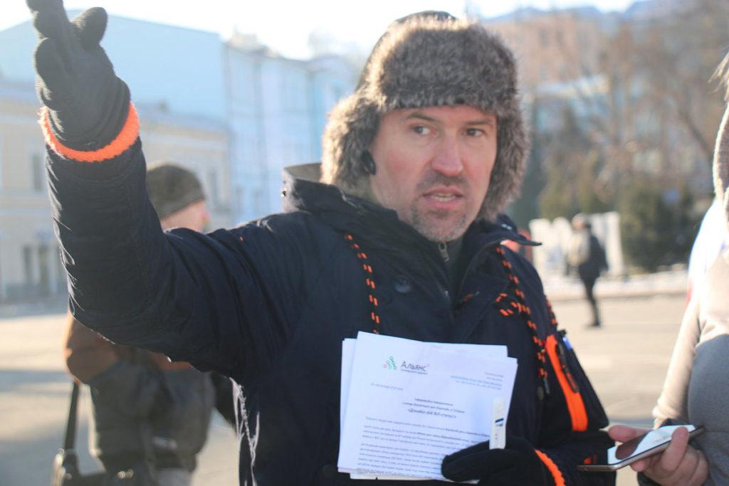 Павел Скала. Фото: Инна Гаврилова