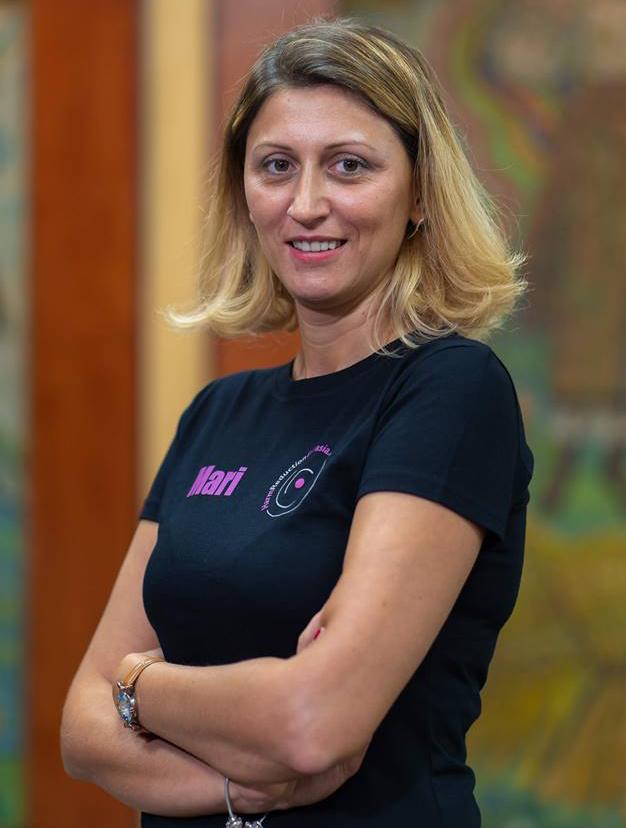 Мари Чохели